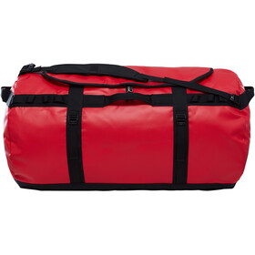 The North Face Base Camp Travel Luggage XXL red/black